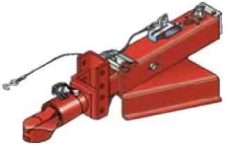 "DA9150 Actuator, W/Adj 2"" Ham-Blow Coupler, 7K"