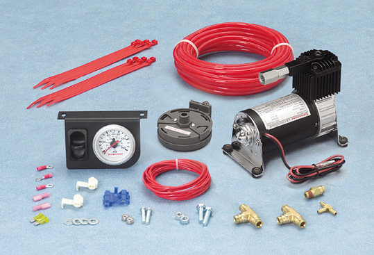 Riderite Control Kit For Each Spring Separately