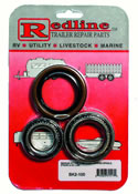 Bearing Kit For #14125A & #25580 Bearings, #10-10 Seal (1WHL)