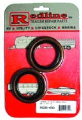 "Double Lip Seals 10-10, 3.376""O.D., 2.125""I.D., Qty 2"