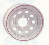 MODULAR TRAILER WHEELS