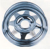 GALVANIZED WHEELS