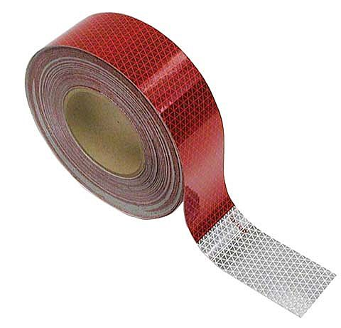 "3M 981 Conspicuity Tape 2"" White, 150' Roll"