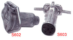 ELECTRICAL TRAILER CONNECTORS