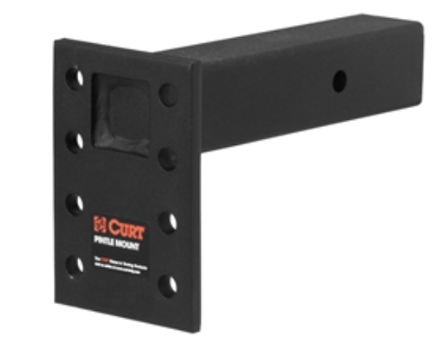 "2.5"" Adjustable Pintle Mount, 3 position, 18K"