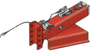 DA9150 Actuator, A-Frame W/Channel Only, 8K