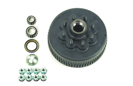 Comp Grs H&D Kit 8-393-4 Brgs/Seal/Cap/Nuts