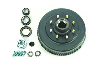 Ez H&D Kit 8-393-4 Brgs/Seal/Cap/Nuts