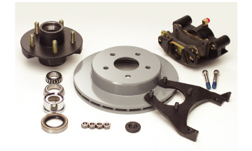DISC BRAKE KITS & REPLACE PARTS