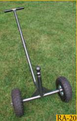 "Trailer Dolly Adj 1-7/8"" Ball"