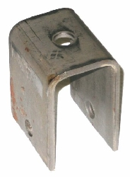 "Ctr Hnger For Dble Eye Spr, 5-7/16"" Tall, 3/4"" Hole"