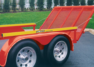 Gorilla-Lift Trailer Tailgate Lift Assist System