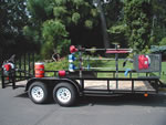 Landscape Trailer Accessories