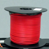 Wire, 10-GA, Red, 100' Roll