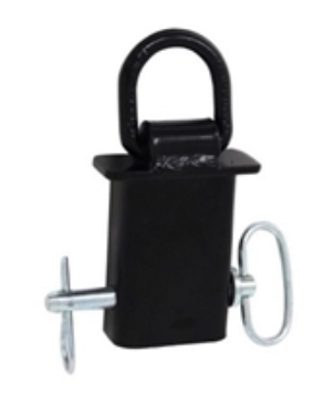 Stake Pocket D-Ring W/Pin & Keeper